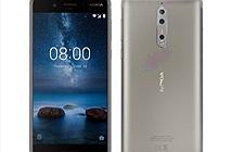 Lộ diện Nokia 8 phiên bản màu bạc
