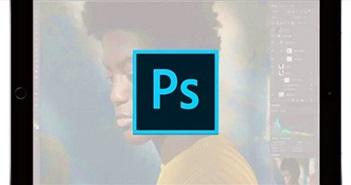 Khi nào Photoshop dành riêng cho iPad chính thức trình làng?