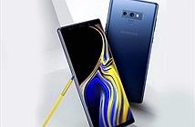Nhận diện Samsung Galaxy Note 9 qua ảnh rò rỉ nét căng