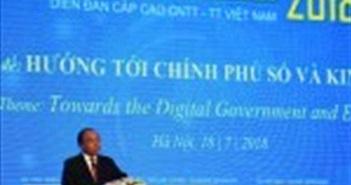 """Vietnam ICT Summit 2018: """"Diễn đàn của hành động"""""""