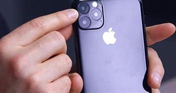 """NÓNG: Trên tay iPhone 11 Max """"nhái"""", nhưng đẹp long lanh"""