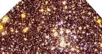 Bật mí bất ngờ về cụm sao hình cầu nghèo kim loại