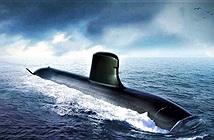 Tàu ngầm hạt nhân Suffren niềm hy vọng của Hải quân Pháp