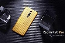 Redmi K20 Pro Signature ra mắt: vàng nguyên chất, đính kim cương, giới hạn 20 chiếc