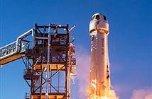 Sinh viên 18 tuổi sẽ bay vào vũ trụ cùng Jeff Bezos