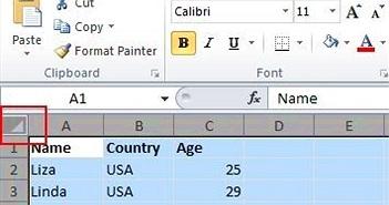 20 thủ thuật Excel mọi kế toán viên cần biết