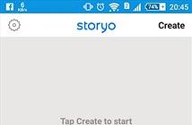 Ứng dụng tạo video trình diễn ảnh đẹp mắt từ hình ảnh trên smartphone