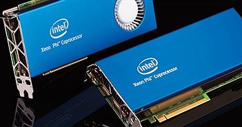 Intel giới thiệu thế hệ co-processor Xeon Phi mới dùng cho xử lý trí tuệ nhân tạo