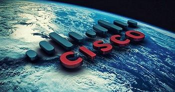 Cisco cắt giảm 14.000 nhân viên, tương đương 20% qui mô công ty