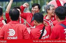 GoViet tuyên bố dẫn đầu mảng giao đồ ăn tại Việt Nam