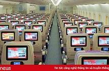 Hãng bay nào khiến người dùng không thể ngủ?