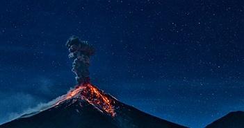 Phát hiện hàng trăm núi lửa ngầm từ thời kỷ Jura dưới bề mặt nước