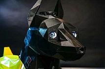 Robot giống chó thật nhất trên thế giới hiện nay