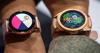 Thiết bị đeo của Samsung lại tăng trưởng bùng nổ