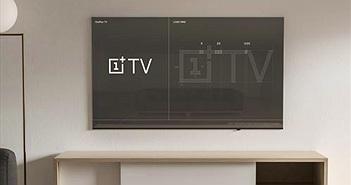 OnePlus xác nhận tên gọi và lô-gô OnePlus TV, ra mắt cuối tháng 9
