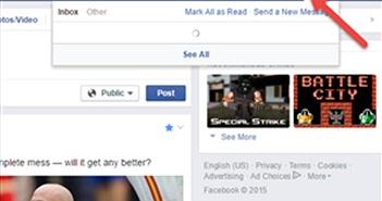 Facebook bị lỗi, nhiều người dùng Việt Nam không thể chat, xem Timeline
