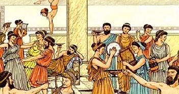 Lễ hội bia rượu và tình dục của người Ai Cập cổ