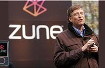 Microsoft dừng dịch vụ âm nhạc Zune vào tháng 11
