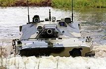 Việt Nam sẽ mua xe tăng bơi 2S25M Sprut-SDM1?