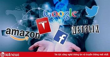"""Tại sao không thể """"hạ gục"""" được các ông lớn công nghệ như Facebook và Google?"""