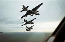 Chiến trường Syria: Nơi cường kích Nga-Mỹ lộ rõ bản lĩnh