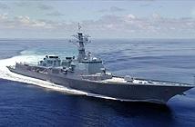 Sức mạnh tàu khu trục Hàn Quốc cân cả Hải quân Triều Tiên