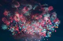 Ngắm chùm ảnh pháo hoa tuyệt đẹp tại lễ hội Summer Firework Festivals