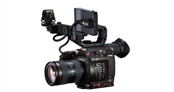 Máy quay điện ảnh kỹ thuật số Canon EOS C200 ra mắt: quay video 4K, giá 197 triệu