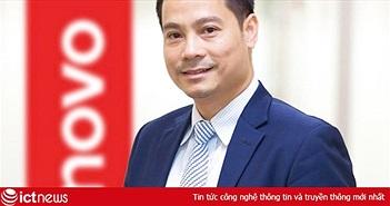 """""""Tướng cũ"""" của Dell Việt Nam Nguyễn Quang Long đầu quân cho Lenovo"""