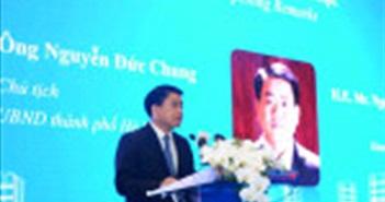 Khai mạc Hội nghị Thượng đỉnh về Thành phố thông minh ASOCIO 2018 - Hà Nội