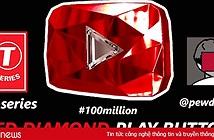 """Nút kim cương chưa phải """"cảnh giới"""" cao nhất của YouTube"""