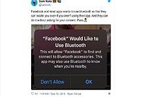 iOS 13 bắt quả tang Facebook theo dõi vị trí người dùng