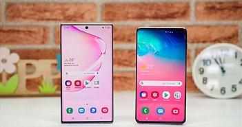 Samsung Galaxy S và Galaxy Note có thể sẽ hợp nhất vào 2019