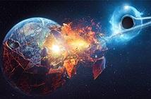 Điều gì sẽ xảy ra nếu một hố đen cỡ đồng xu tấn công Trái đất?