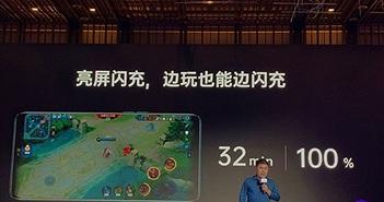 Oppo ra mắt Super VOOC 2.0 65W, 30 phút đầy viên pin 4.000mAh