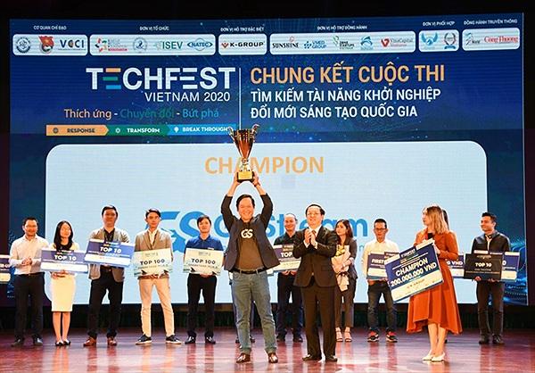 Khởi động Cuộc thi Tìm kiếm tài năng khởi nghiệp đổi mới sáng tạo quốc gia