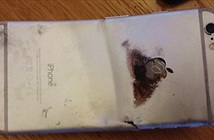 Ghi nhận đầu tiên về trường hợp iPhone 6 phát nổ và bốc cháy