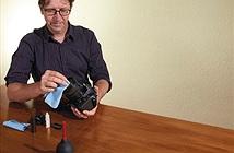 7 sai lầm rất hay mắc phải khi vệ sinh máy ảnh