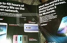 Điện thoại Droid Turbo 2 của Motorola có màn hình chống vỡ cùng pin 2 ngày