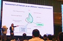 Việt Nam nằm trong top các nước mới nổi về gia công phần mềm