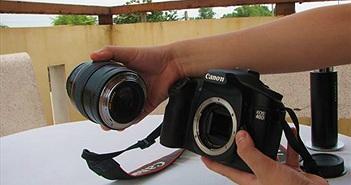 Hướng dẫn khắc phục sự cố cho ống kính tự động lấy nét