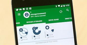 Tổng hợp các cách dọn dẹp, mở rộng bộ nhớ cho Android, từ mềm đến cứng