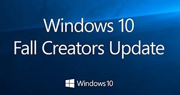 Hướng dẫn tải về Windows 10 Fall Creators Update
