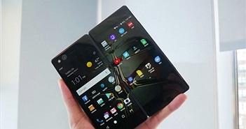 Ngắm smartphone 2 màn hình ZTE Axon M vừa ra mắt
