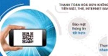 Thuê bao Vinaphone đã có thể thanh toán cước bằng QR code