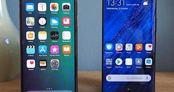 Cận cảnh Huawei Mate 20 và 20 Pro - Kẻ khiến iPhone Xs Max mất ăn mất ngủ