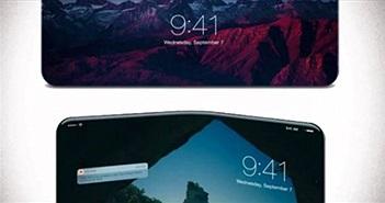 """iPhone có thể gập lại của Apple quá đẹp, sẵn sàng """"đánh phủ đầu"""" Galaxy X"""