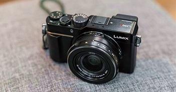 Đập hộp máy ảnh Panasonic Lumix LX100ii: nhỏ gọn nhưng đầy đủ tính năng