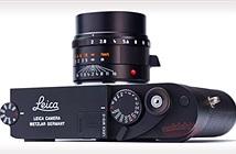 Lộ ảnh máy Leica M10-D với cần gạt film, mặc dù là máy ảnh số