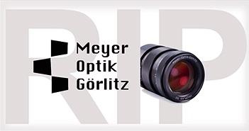 Người dùng đặt trước ống kính Meyer Optik Görlitz đã mất tiền do công ty phá sản